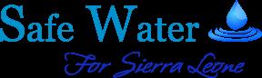 Safe Water For Sierra Leone