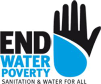 End Water Poverty - logo